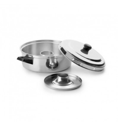 Cacerola Horno (bizcocho) Aluminio Pulido