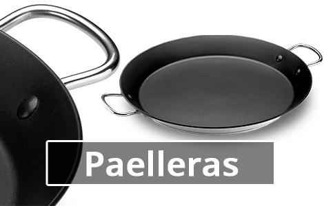 Paelleras