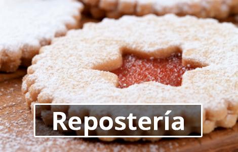 Reposteria, Pasteleria