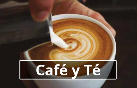 Cafeteras, Café